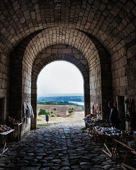 Fortress, Khotyn, Chocim, хотин, Castle, Center Later