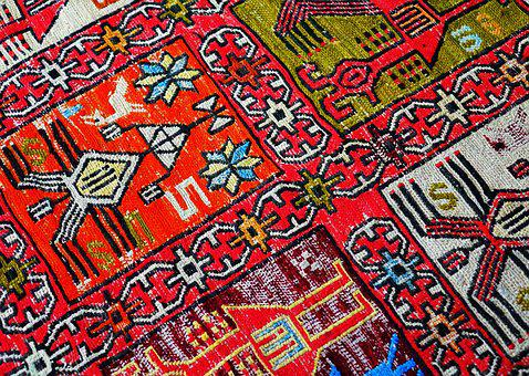 Carpet, Orient, Pattern, Oriental Carpet, Retired