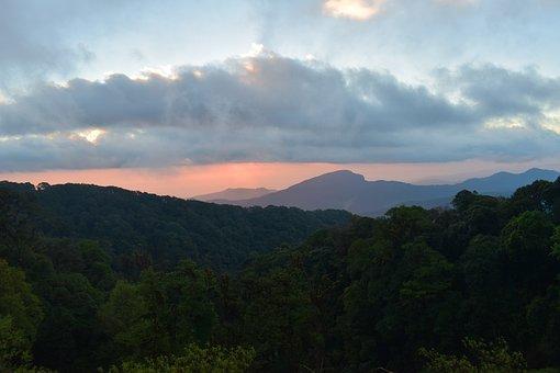 Mountains, Doi Hua Suea, Doi Inthanon