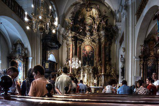 Catholic, Holy Mass, Service, Wrong, Church, Cathedral