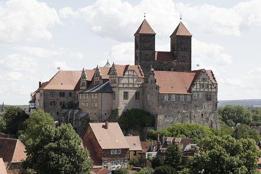 Quedlinburg, Altstatt, Truss