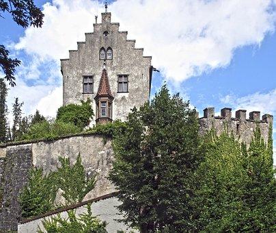Summit Castle, Castle, Middle Ages, Gößweinstein