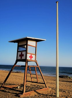 Lifeboat Station, Building, Water Rescue, Red Cross