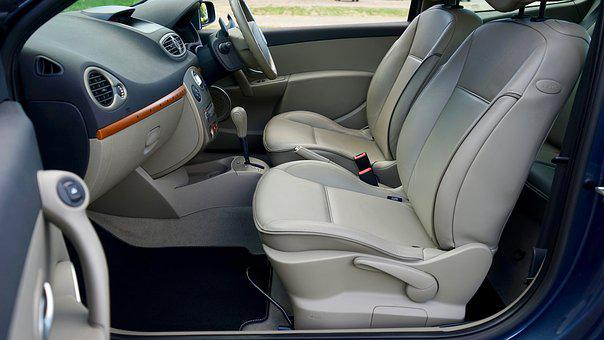 Car, Interior, Vehicle, Automobile, Leather, Control