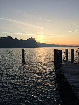 Lucerne, Lake Lucerne Region, Vitznau, Web, Boat Trip