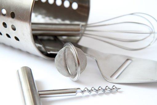 Kitchen Utensil, Cooking, Kitchen, Food, Kitchenware