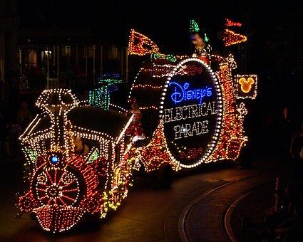 Florida, Orlando, Walt Disney, Disney