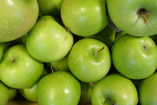 Apple, Green Apples, Granny Smith, Green, Fruit