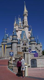 Florida, Orlando, Theme Park, Walt Disney, Disney