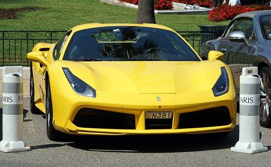 Ferrari, Sports Car, Speed, Trademarks, Automobile