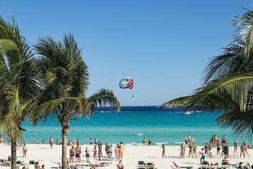 Mexico, Cancun, Sun, Party, Summer, Vacations, Beach