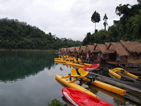Khao Sok National Park, Suratthani, Thailand