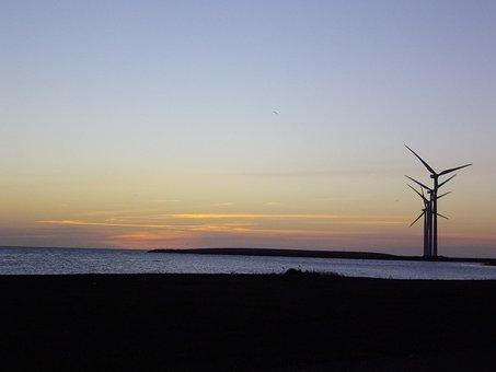 Wind Turbine, Background, Wind, Energy, Turbine, Power