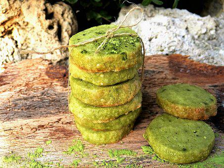 Cookies, Green Tea, Cookie, Anders, Healthy, Even Baked