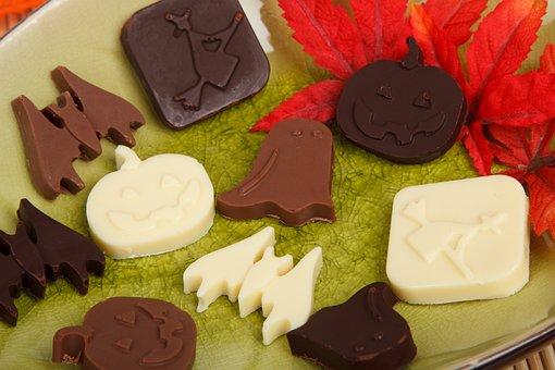 Autumn, Brown, Candy, Chocolate, Fall, Food, Fun