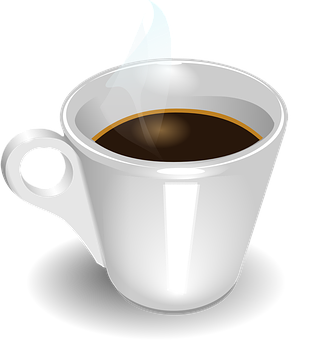 Coffee, Cup, Smoking, Hot, Drink, Breakfast, Morning