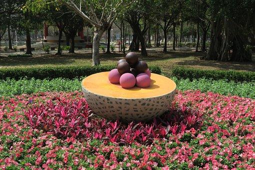 Tainan's Flowers Offering, Fruit, Duckweed Farm Park
