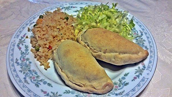 Empanadas, Food, Homemade, Stuffed, Pastry, Baked