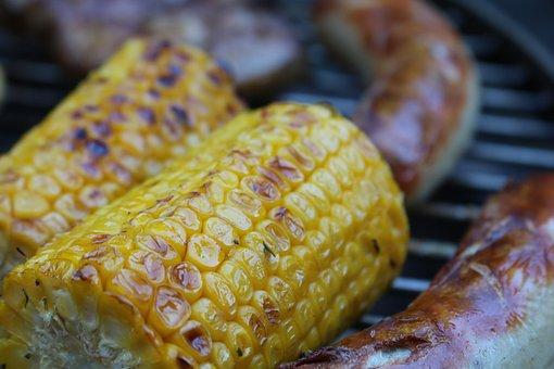 Barbecue, Sausage, Grill Sausage, Grill, Bratwurst