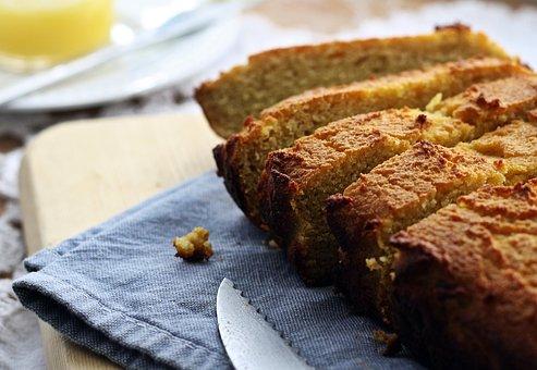 Bread, Gluten Free, Homemade, Coconut Flour, Healthy