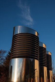 Vent, Fireplaces, Metal, Ventilation Ducts