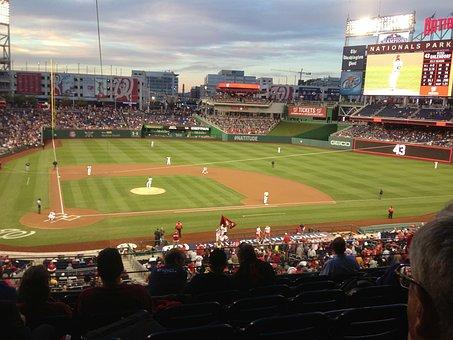 Baseball, Washington Nationals, Mlb