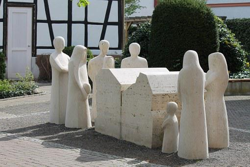 Holocaust, National Socialism, Memorial, Monument