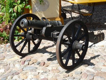 Cannon, Has Happened, Artillery, Shoot, Weapon