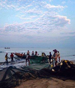 Saigon, Tphcm, Sour, Travel, Night, Exposure, Scenery