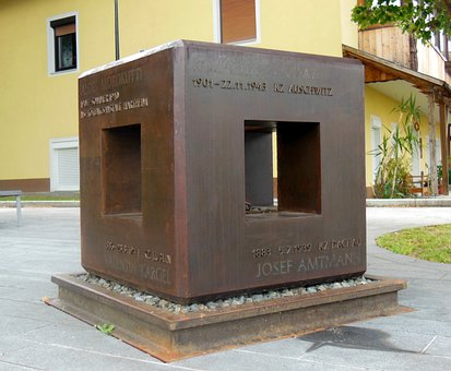 War Memorial, Memory, Kz, Konzentrationslager, Rosegg