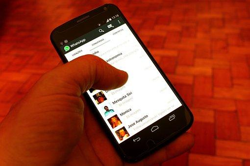 Whatsapp, Communication, Social, Contact, Interactivity