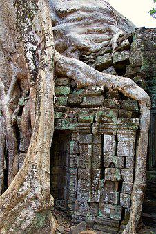 Cambodia, Siem Reap, Angkor Wat, Temple, Asia, Unesco