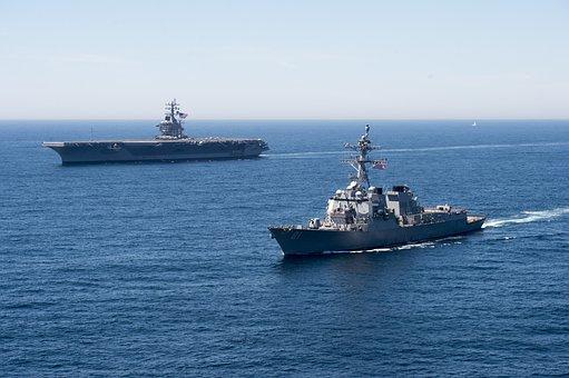 Uss Dwight D, Eisenhower, Cvn 69, Arleigh Burke-class
