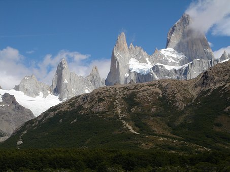Chile, Andes, Mountains