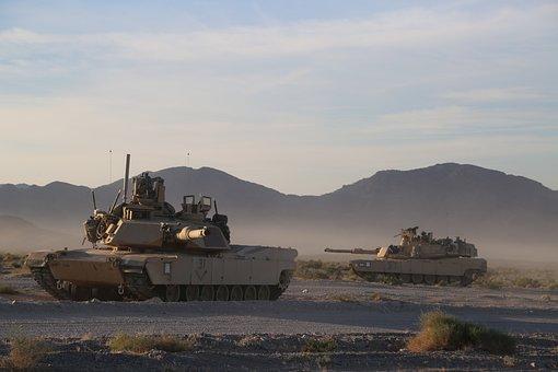 M1a2 Abrams, Exercise, Heavy Armour