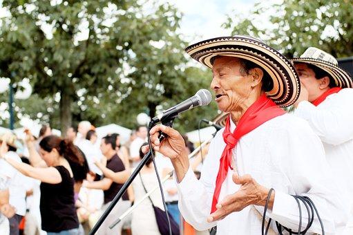 Latino, Salsa, Fiesta, Music, Dance, Human, Party