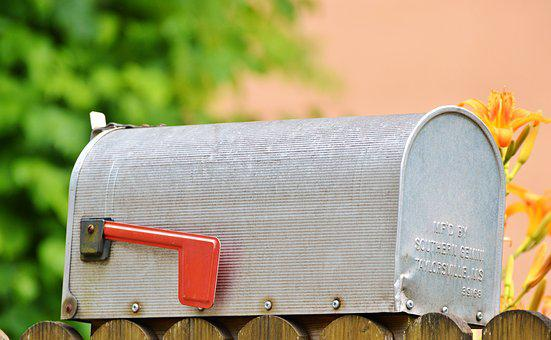 Mailbox, Letter Boxes, Post Mail Box
