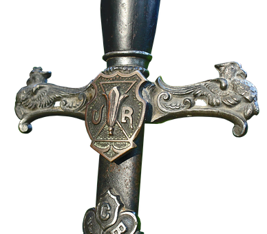 Sword, Middle Ages, Fight, War, Armor, Fantasy, Weapons