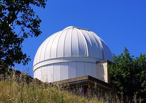 Observatory, Astronomical, Viewpoint, Astronomy