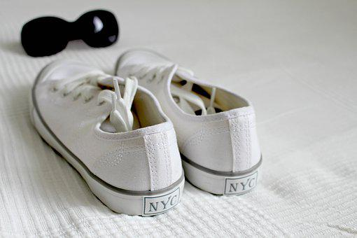 Sports Shoes, Glasses, Shoes, Foot Protection