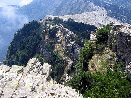 The Peak Of Ipsarion, View, Gorgeous, Landscape