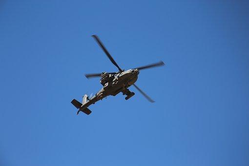 Ah-64d, Apache, Us Army