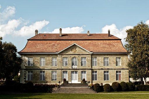 Sarraz, Manor, Vaud, Switzerland
