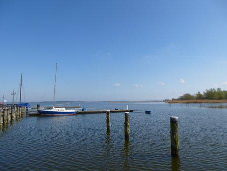 Eighth Water, Usedom, Island Of Usedom, Water