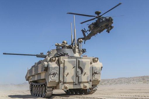 The Sinister Mechanized Infantry, Ah-64d, Apache