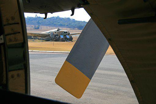 C-160, Airplane, Aircraft, Fixed Wing, Display, Static