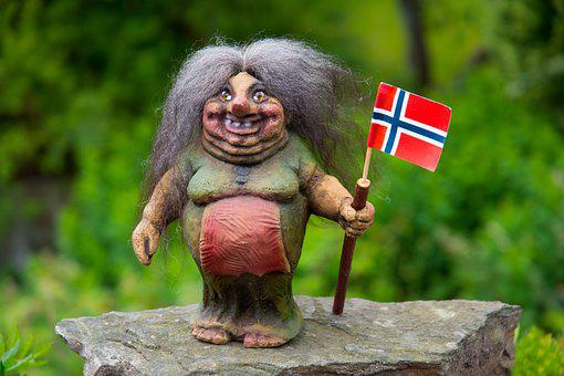 Norge, Norway, Norwegian, Norse, National Day, Flag