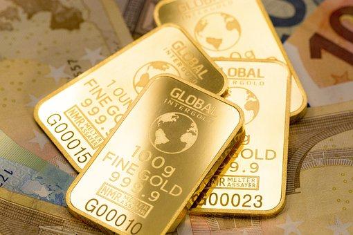 Gold Bars, Gold Shop, Gold Is Money, Money, Business
