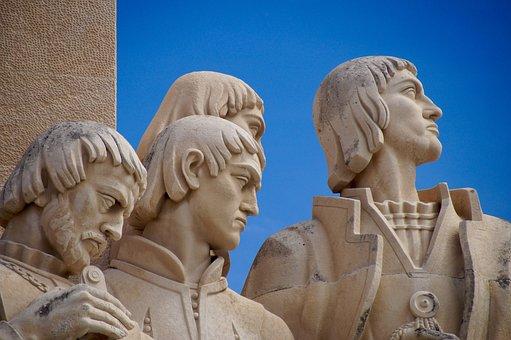 Portugal, Monument, Lisbon, Lisboa, Sailors Monument
