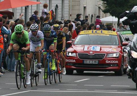 Tour De France, 2017, Cycling Races, Mettmann
